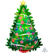 36″ GREEN CHRISTMAS TREE