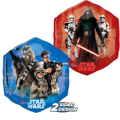 23″ STAR WARS THE FORCE AWAKENS SUPERSHAPE