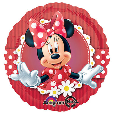 18″ MAD ABOUT MINNIE