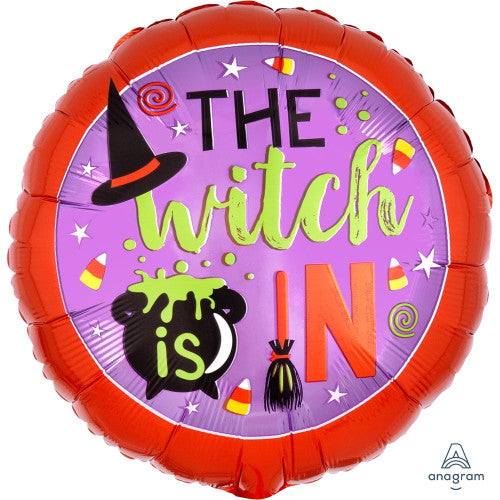 17″ WITCH IS IN