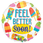 18″ FEEL BETTER SOON POPSICLE
