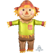 38″ FALL HAPPY SCARECROW