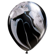 11″ SUPERAGATE - BLACK AND WHITE