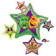 35″ MASQUERADE STAR CLUSTER