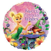 18″ TINKER BELL HAPPY BIRTHDAY WISHES