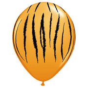 11″ TIGER STRIPES