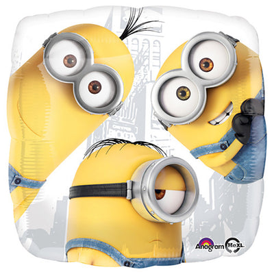 18″ DESPICABLE ME GROUP