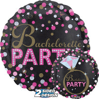 18″ BACHELORETTE SASSY PARTY