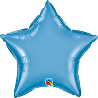 20″ STAR - CHROME BLUE