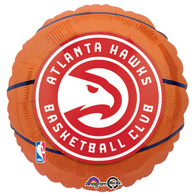 18″ NBA ATLANTA HAWKS BASKETBALL