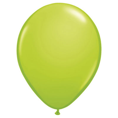 11″ QUALATEX LIME GREEN