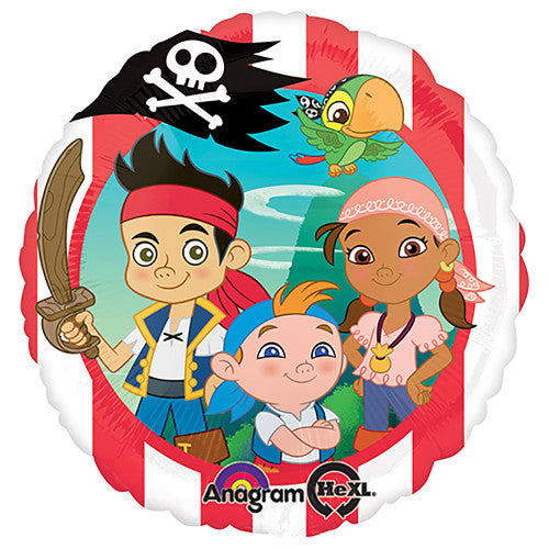 18″ JAKE - NEVER LAND PIRATES