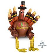 26″ SITTING TURKEY (AIR-FILL ONLY)