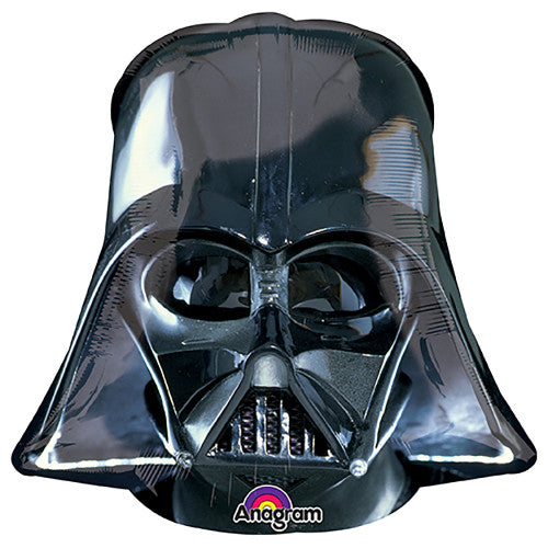 25″ DARTH VADER HELMET BLACK SUPERSHAPE