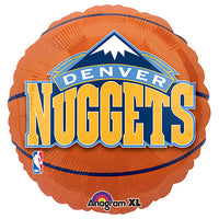 18″ NBA DENVER NUGGETS BASKETBALL