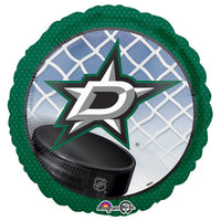 18″ NHL DALLAS STARS HOCKEY TEAM
