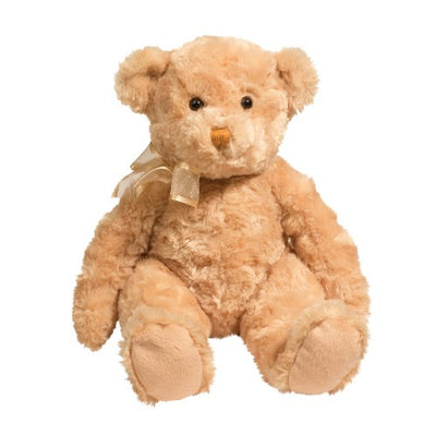 12″ PLUSH GOLDEN TENDER TEDDY BEAR