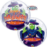 22″ BUBBLE - HALLOWEEN WITCH'S BREW
