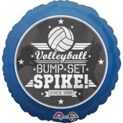 17″ VOLLEYBALL BUMP, SET, SPIKE