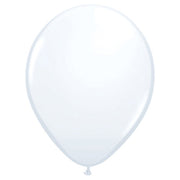 16″ QUALATEX WHITE