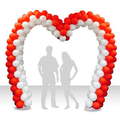 HEART FRAME BALLOON ARCH KIT