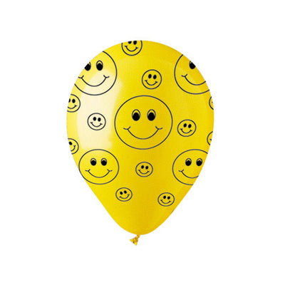 12″ ALL-ROUND SMILEY FACE