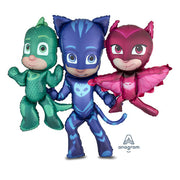 57″ DISNEY PJ MASKS AIRWALKERS