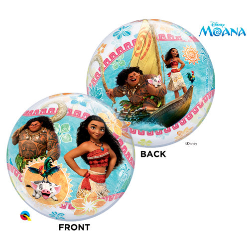22″ BUBBLE - DISNEY MOANA