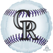 17″ MLB COLORADO ROCKIES BASEBALL TEAM