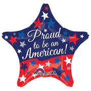 19″ PROUD TO BE AMERICAN