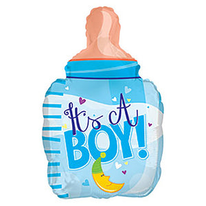 22″ IT'S A BOY BOTTLE SHAPE