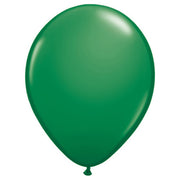 11″ QUALATEX GREEN