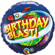 18″ BIRTHDAY BLAST ROCKET