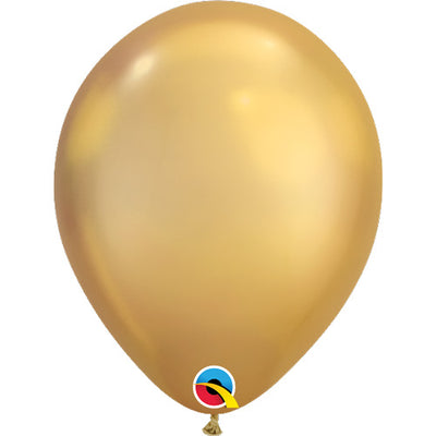 11″ QUALATEX CHROME - GOLD