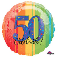 18″ ATP A YEAR TO CELEBRATE 50