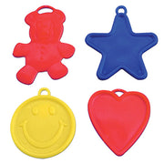 8 GRAM BALLOON WEIGHT - PRIMARY COLORS (100PK)