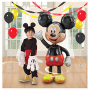 52″ MICKEY AIRWALKERS
