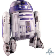 38″ STAR WARS R2D2 AIRWALKERS (AIR-FILLED ONLY)