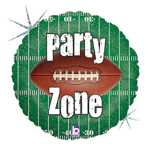 18″ PARTY ZONE FOOTBALL