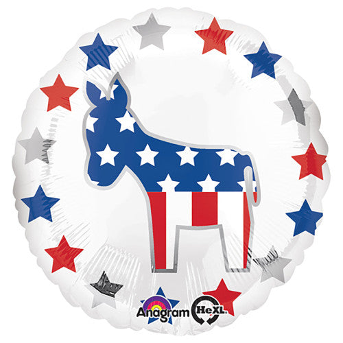 18″ ELECTION DONKEY