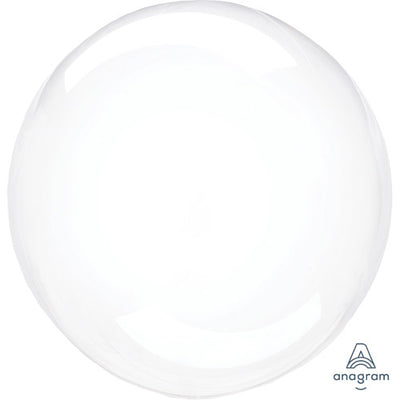 10″ CRYSTAL CLEARZ PETITE - CLEAR
