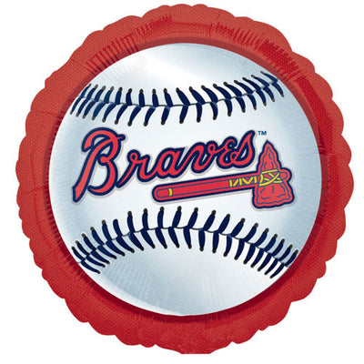 18″ ATLANTA BRAVES BALL