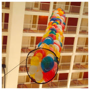 BOSS 2000 - BALLOON DROP NET - 4FT X 45FT
