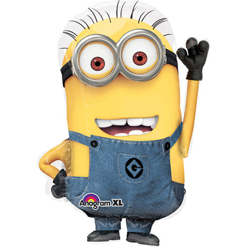 25″ MINION SHAPE SUPERSHAPE