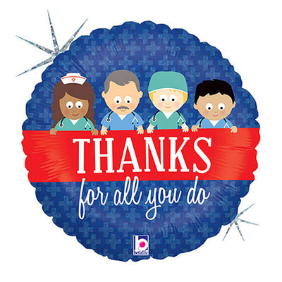 18″ THANKS FOR ALL YOU DO