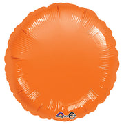 18″ CIRCLE - METALLIC ORANGE