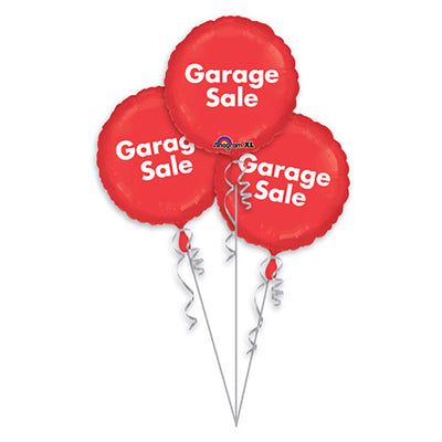 POP GARAGE SALE - 3 PACK