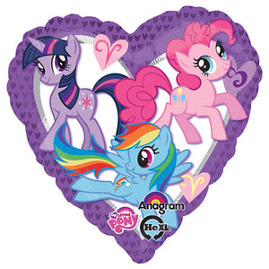 18″ MY LITTLE PONY HEART