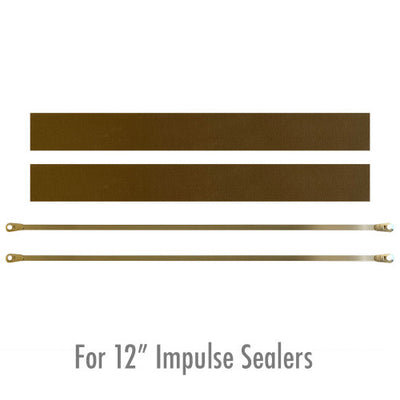 12″ IMPULSE SEALER SPARE PARTS KIT