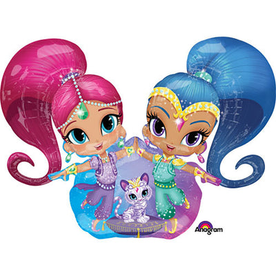 53″ SHIMMER AND SHINE AIRWALKERS